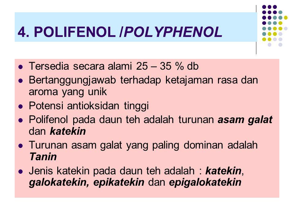 4. POLIFENOL /POLYPHENOL