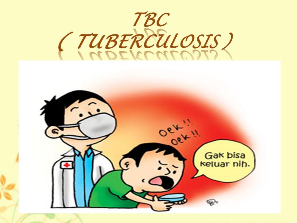 TBC ( TUBERCULOSIS )