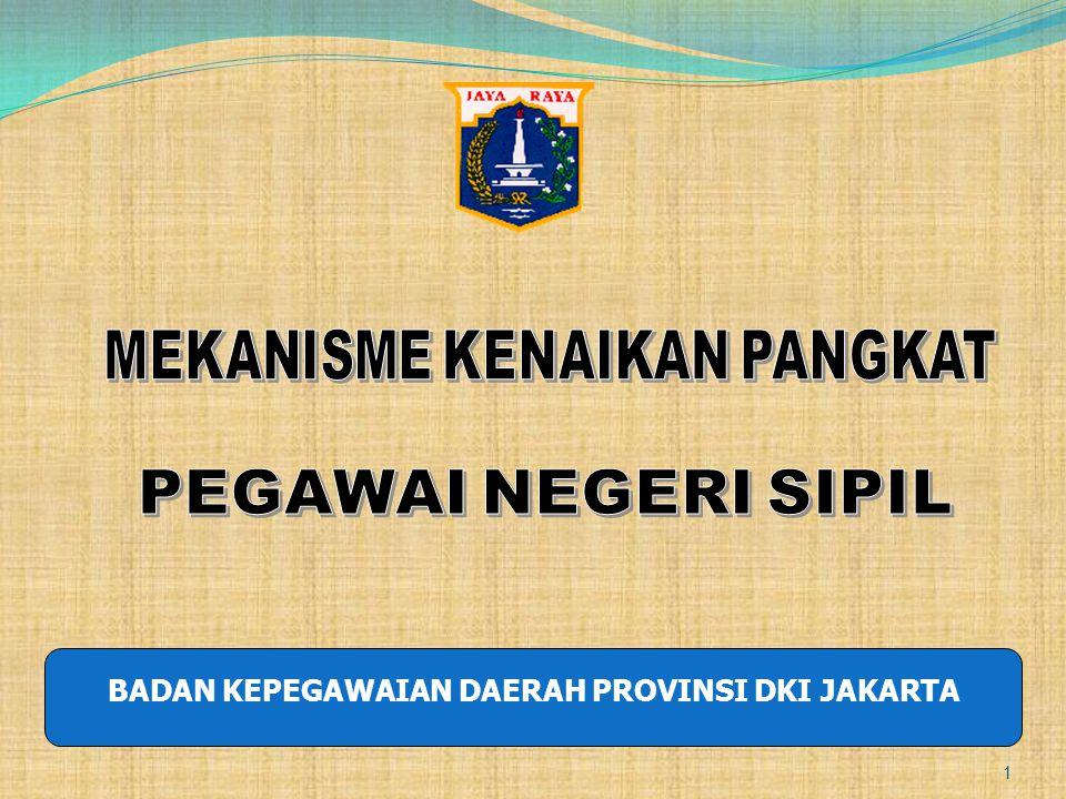 BADAN KEPEGAWAIAN DAERAH PROVINSI DKI JAKARTA