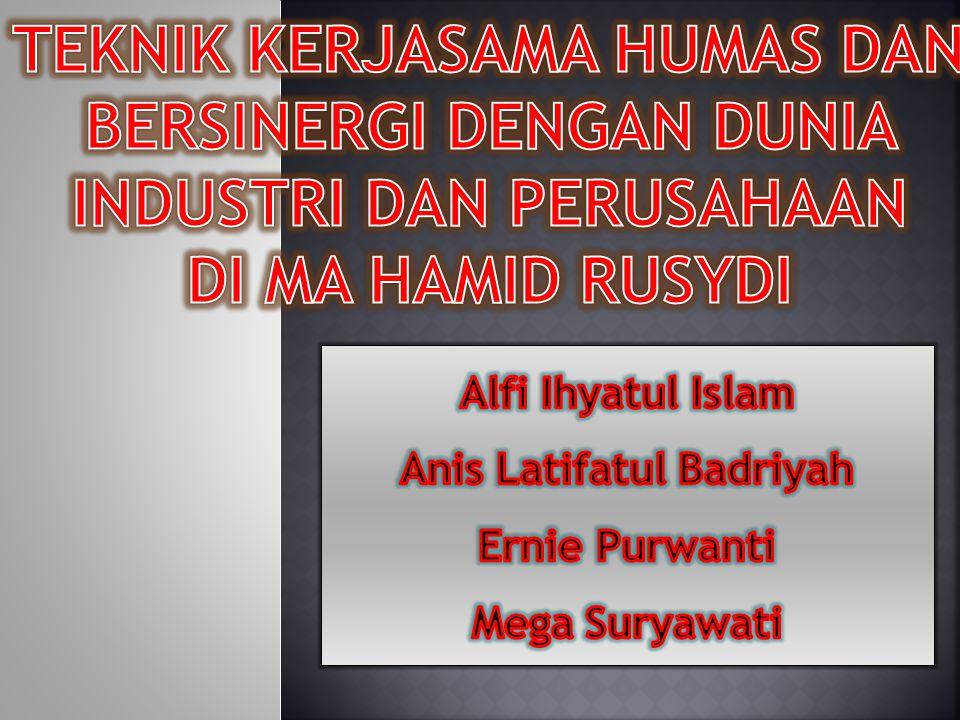 Anis Latifatul Badriyah