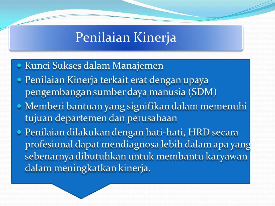 Kunci Sukses dalam Manajemen