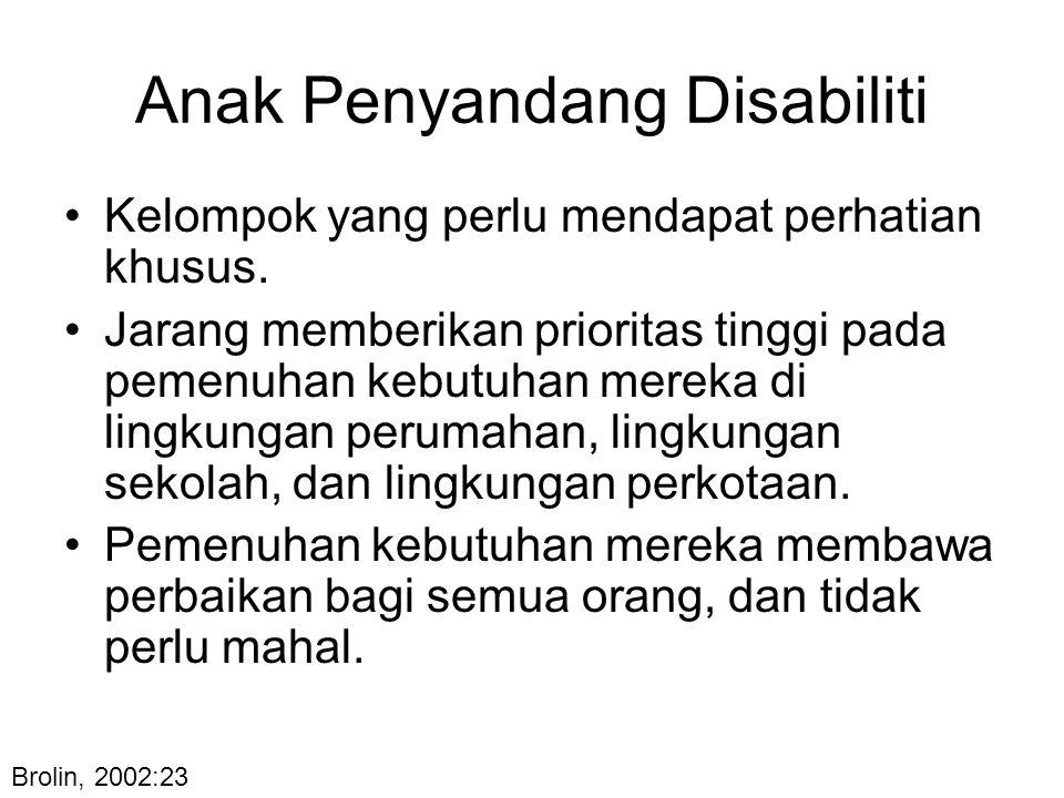 Anak Penyandang Disabiliti