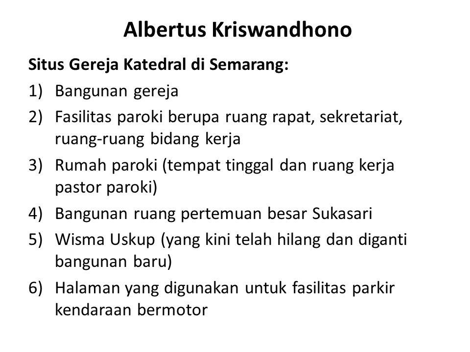 Albertus Kriswandhono