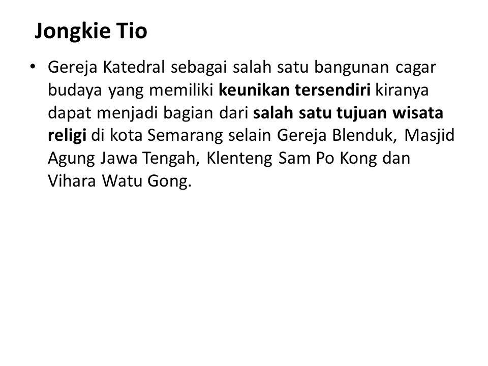 Jongkie Tio