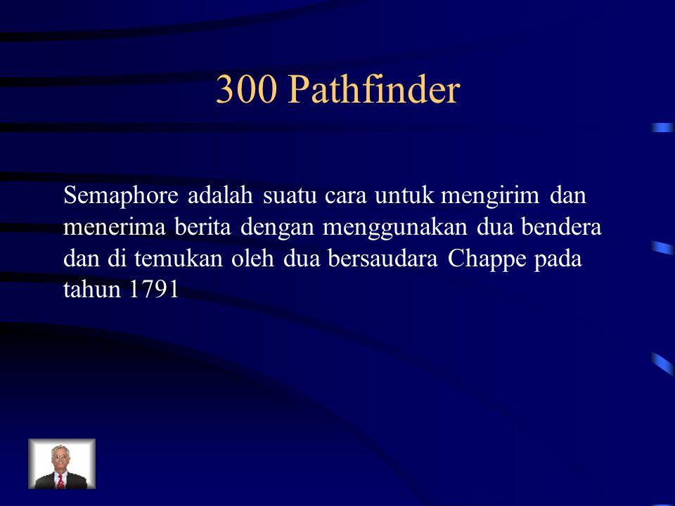 300 Pathfinder