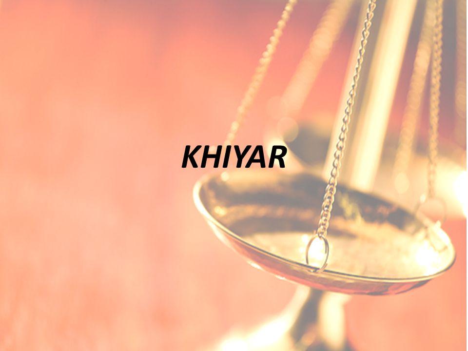 KHIYAR