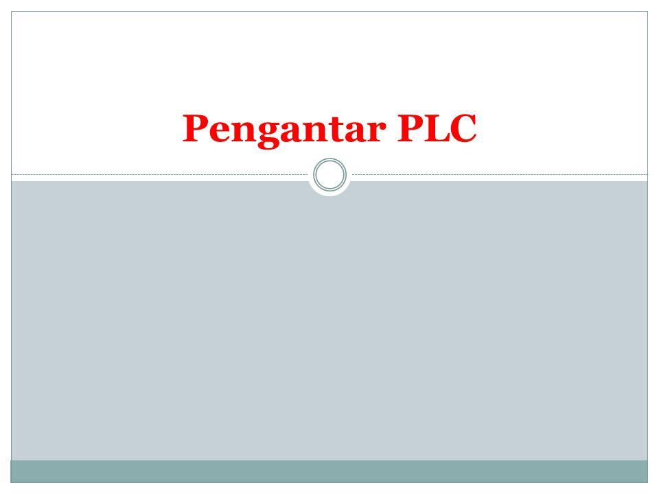 Pengantar PLC
