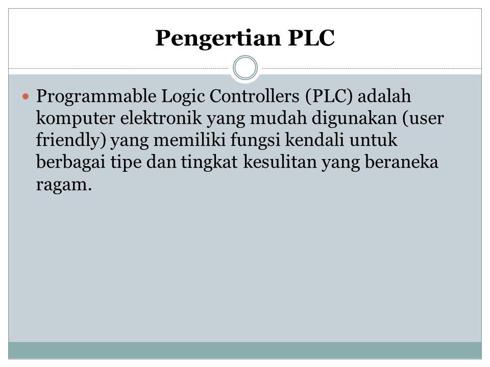 Pengertian PLC