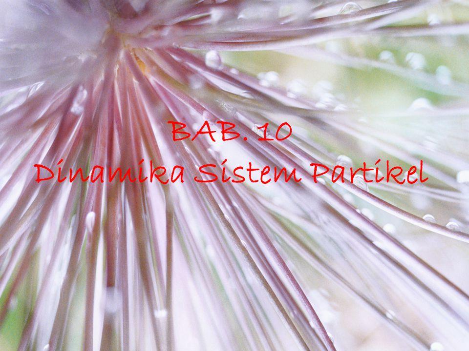 Dinamika Sistem Partikel
