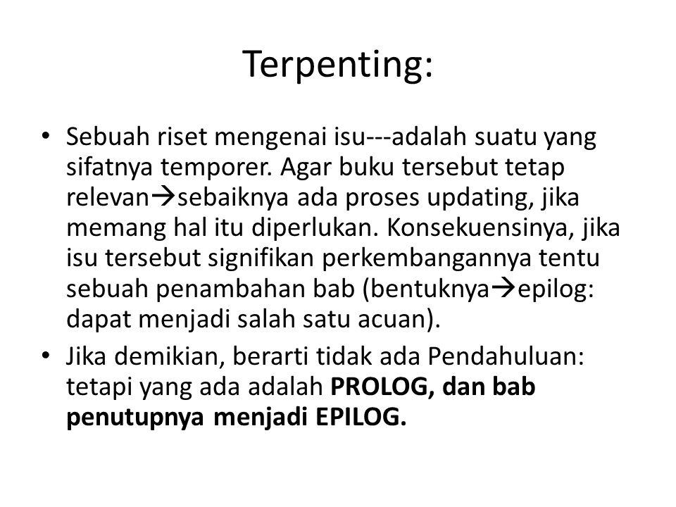Terpenting: