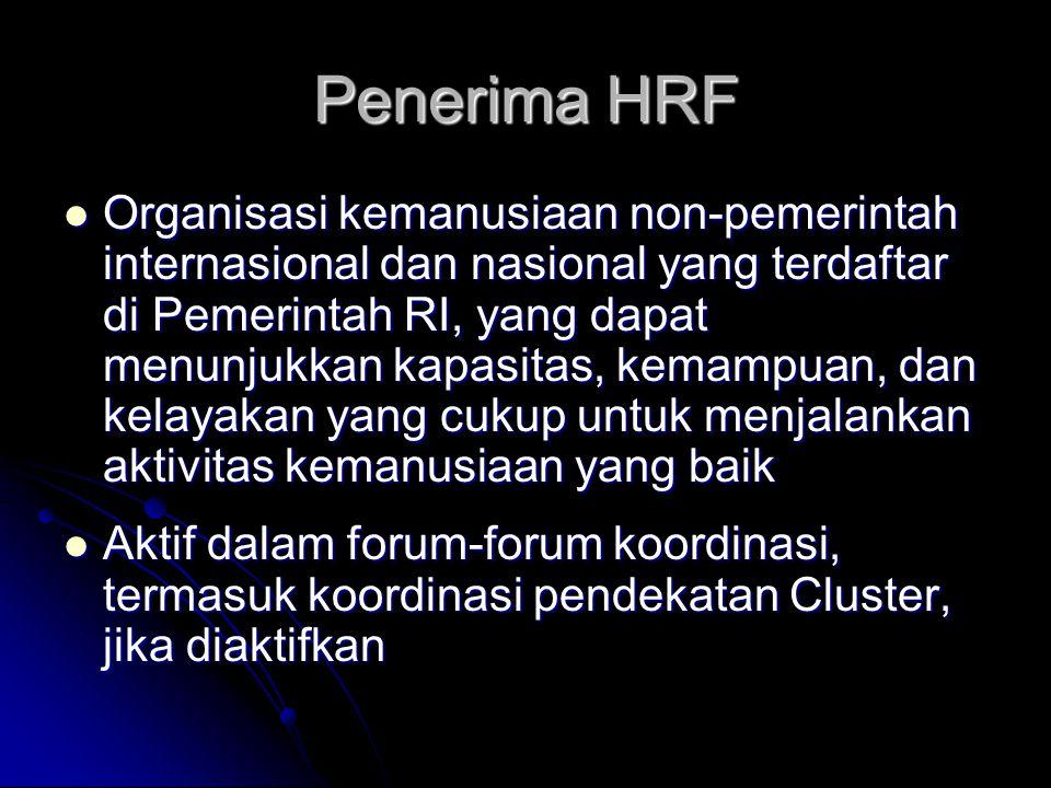 Penerima HRF