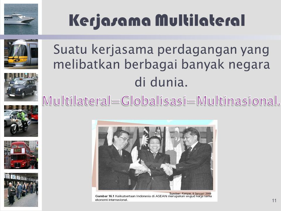 Kerjasama Multilateral
