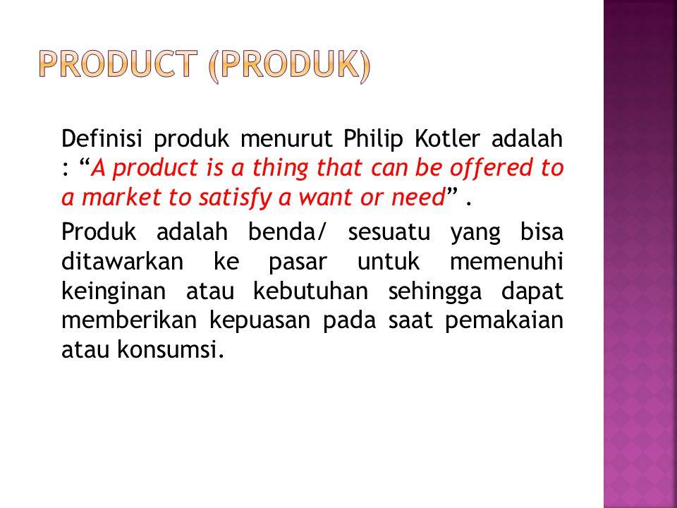 Product (Produk)