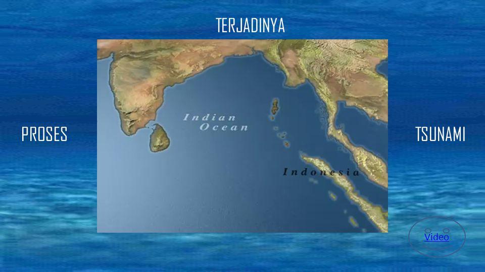 TERJADINYA PROSES TSUNAMI Video