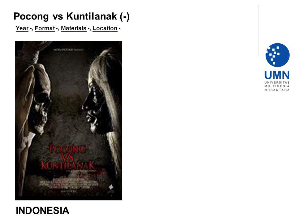 Pocong vs Kuntilanak (-)