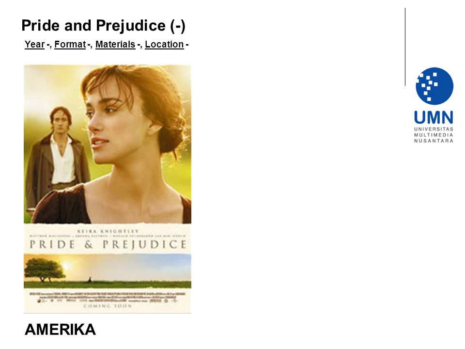 Pride and Prejudice (-)