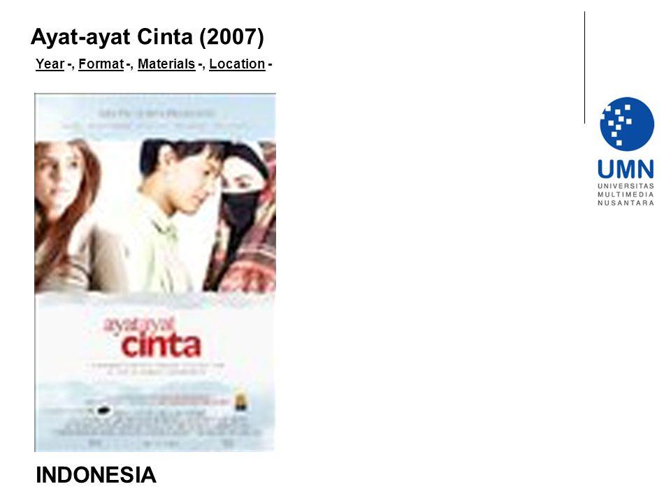 Ayat-ayat Cinta (2007) INDONESIA