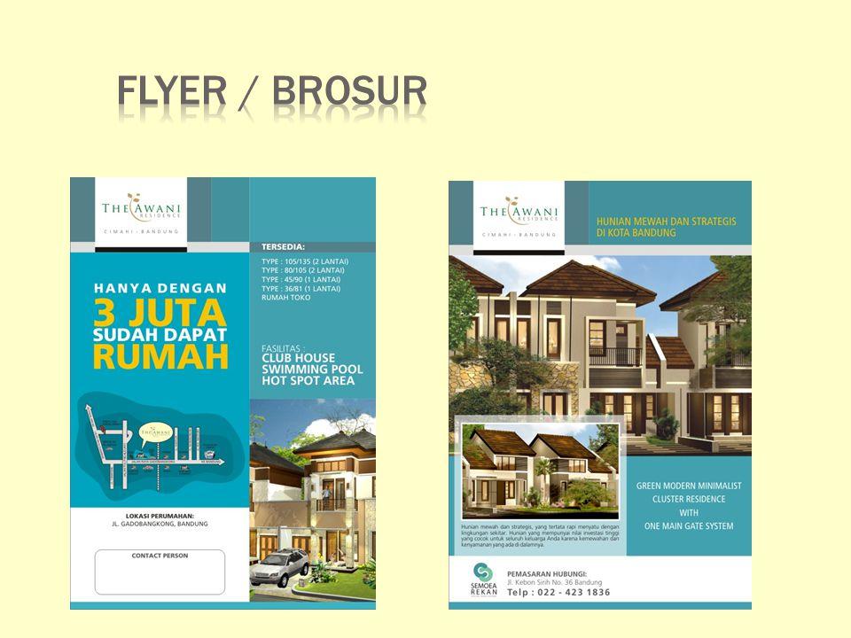 FLYER / BROSUR