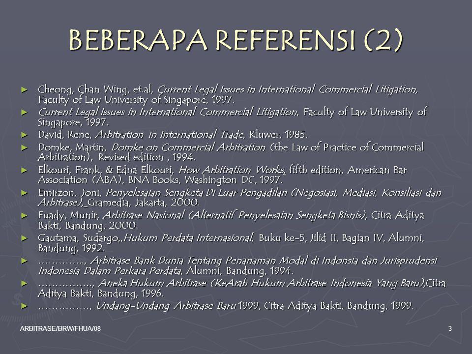 BEBERAPA REFERENSI (2)