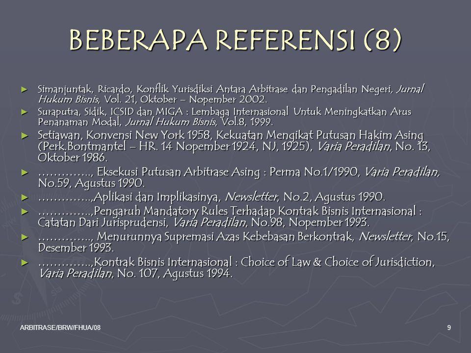 BEBERAPA REFERENSI (8)