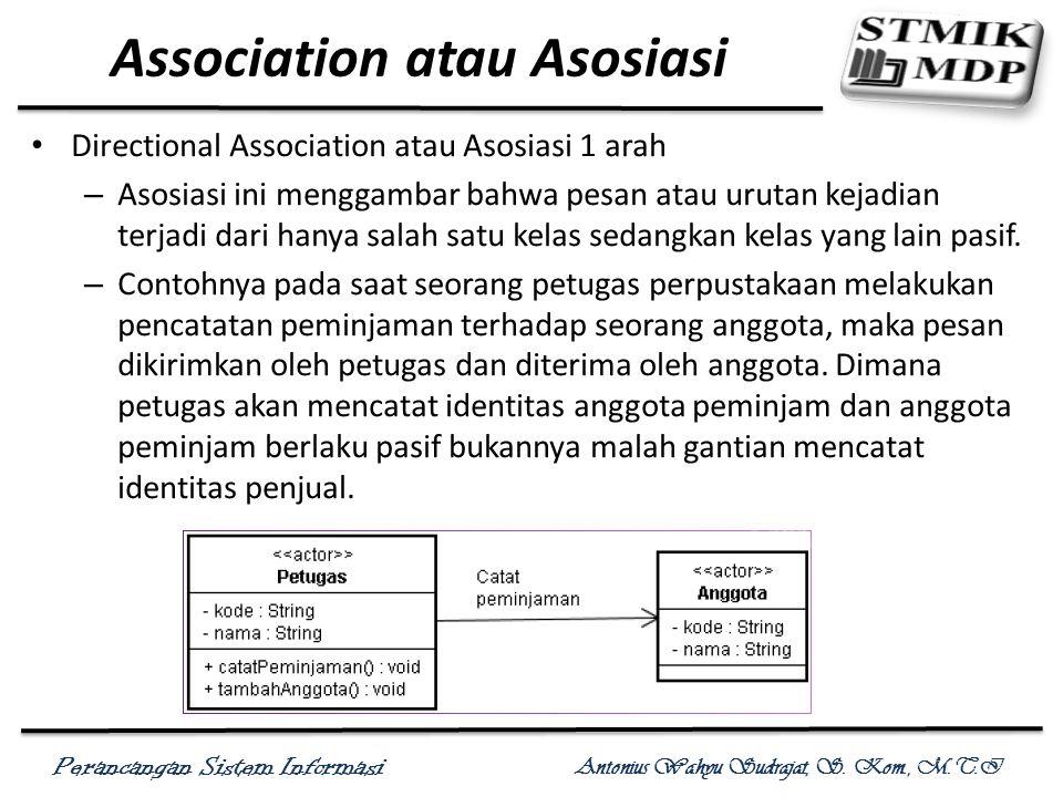 Association atau Asosiasi