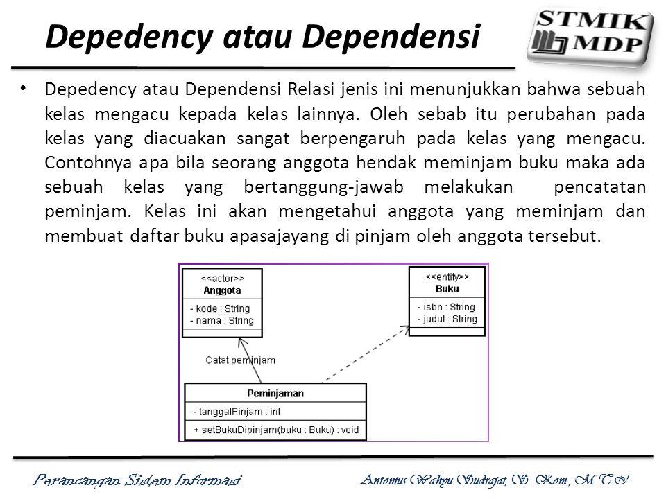 Depedency atau Dependensi