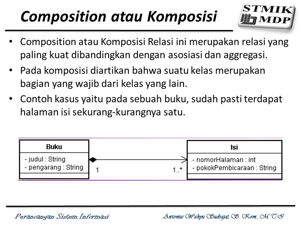 Composition atau Komposisi