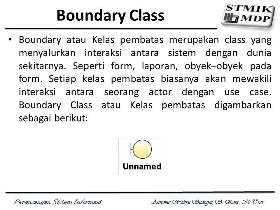 Boundary Class