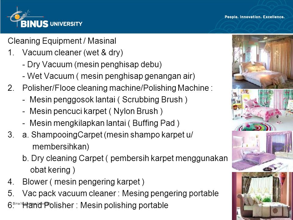 Cleaning Equipment / Masinal Vacuum cleaner (wet & dry)