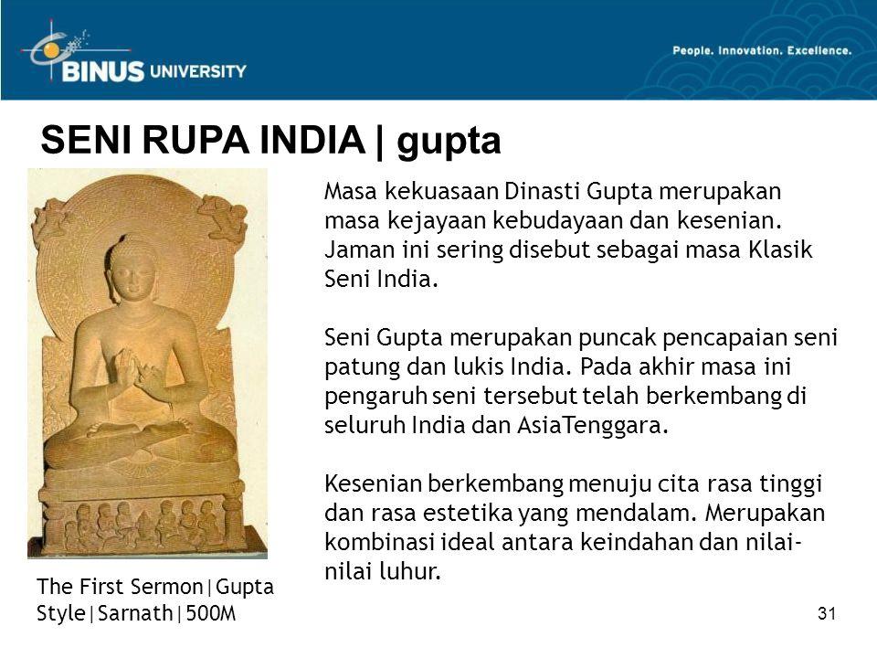 SENI RUPA INDIA | gupta