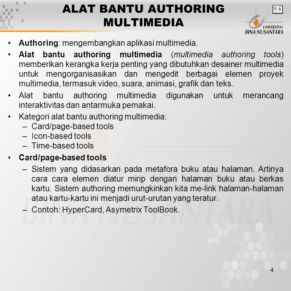 ALAT BANTU AUTHORING MULTIMEDIA
