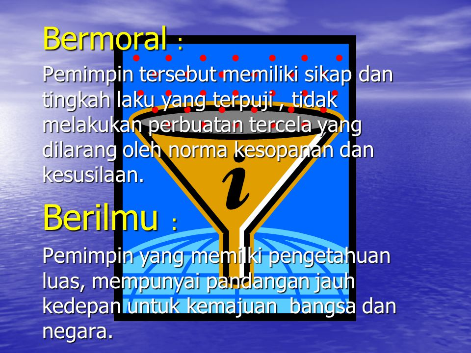Bermoral :