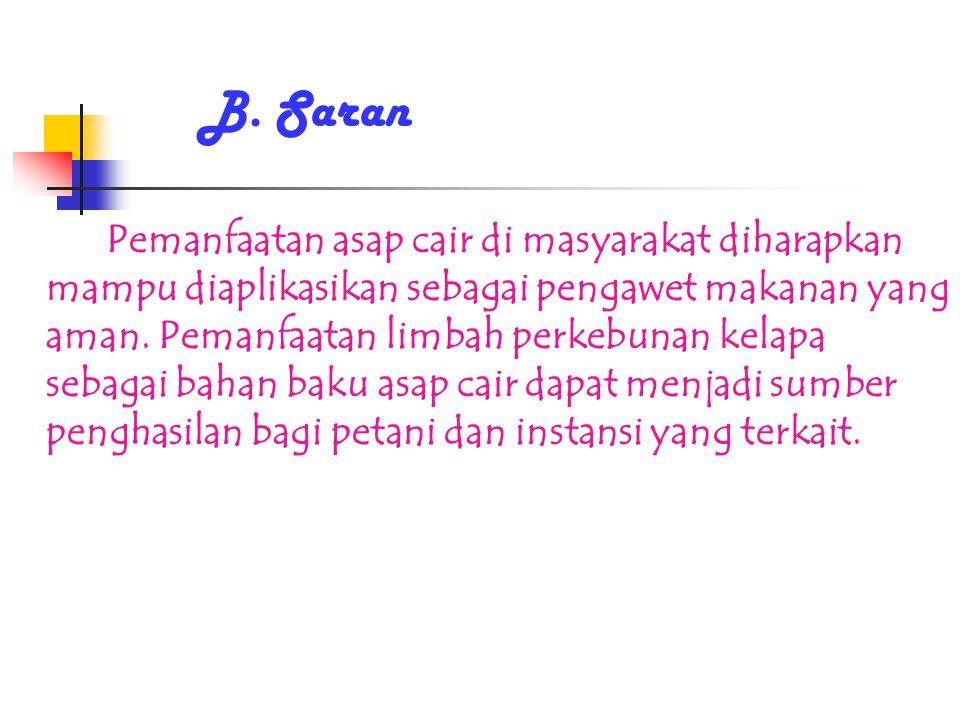 B. Saran