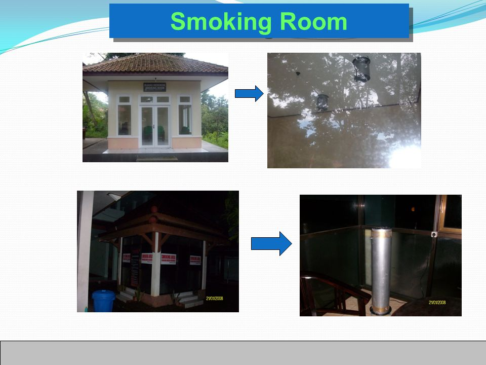 Smoking Room DIPO TECHNOLOGY