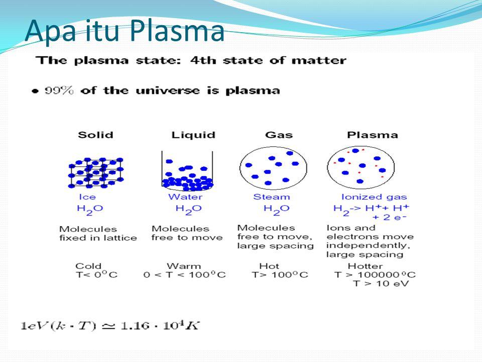 Apa itu Plasma DIPO TECHNOLOGY