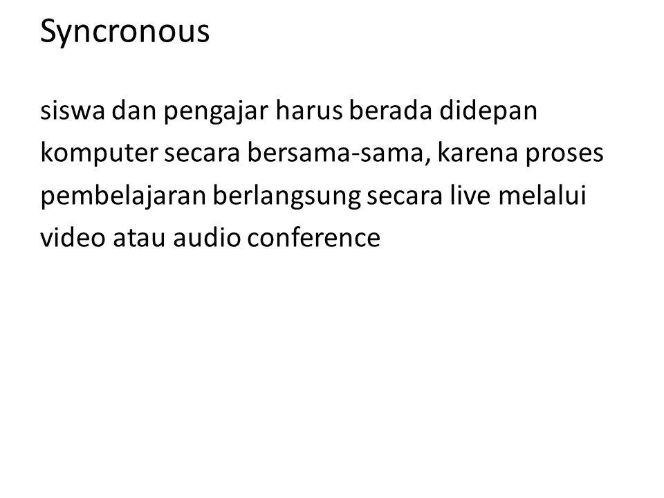 Syncronous