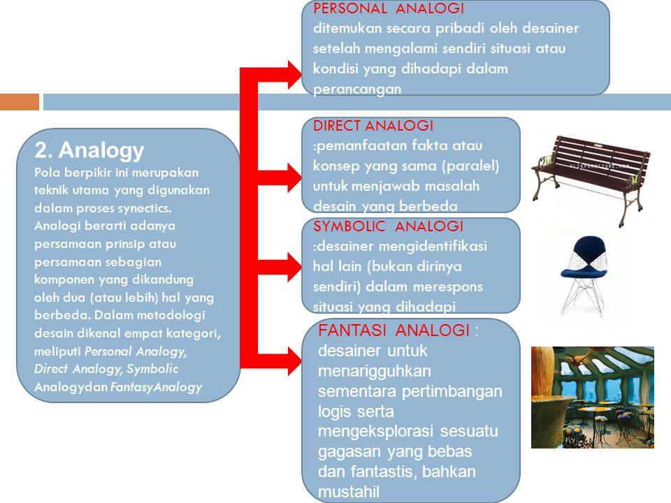 2. AnaIogy PERSONAL ANALOGI