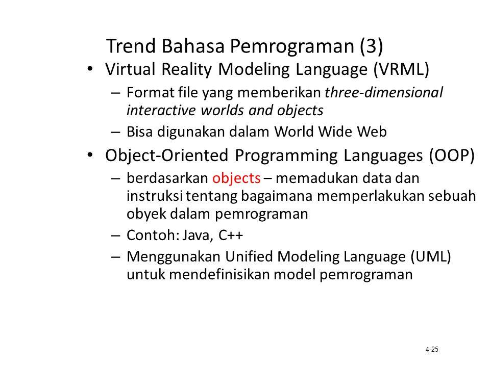 Trend Bahasa Pemrograman (3)