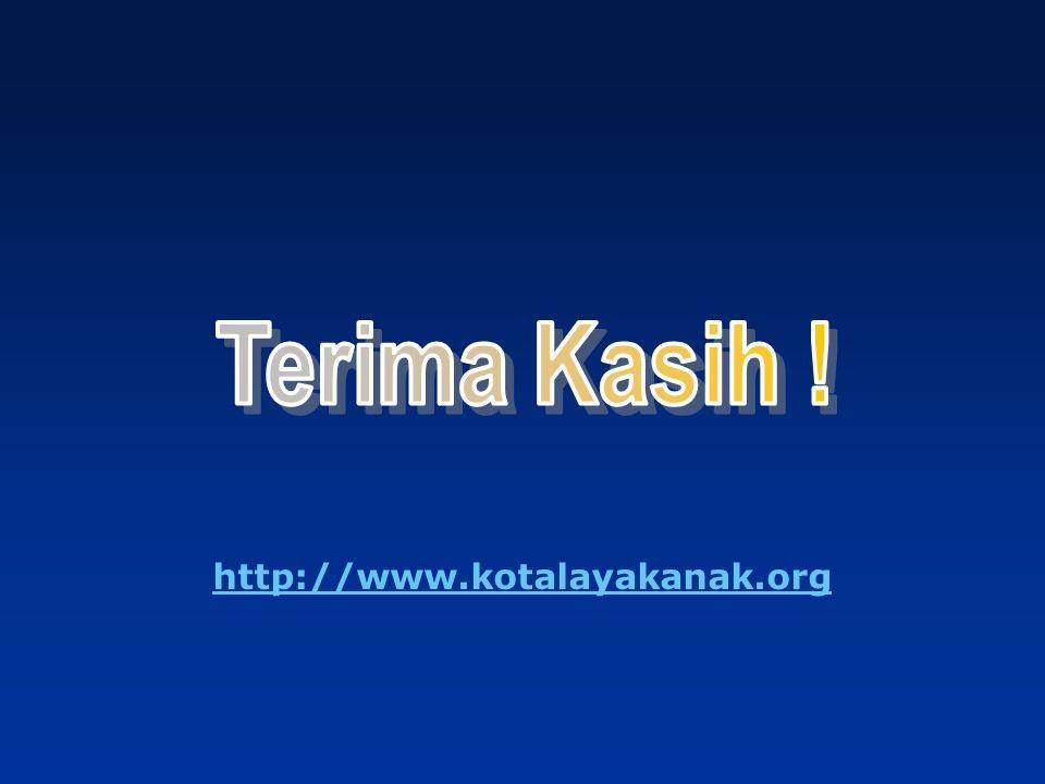 Terima Kasih ! http://www.kotalayakanak.org