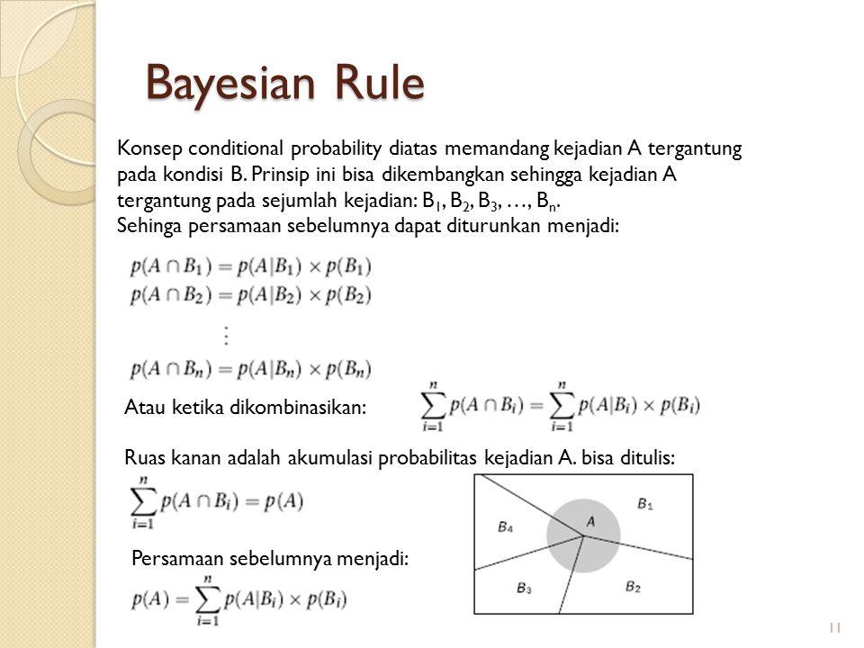 Bayesian Rule