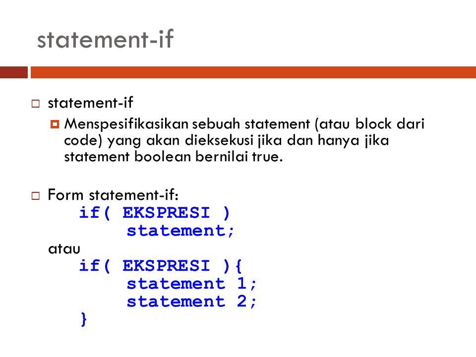statement-if statement-if