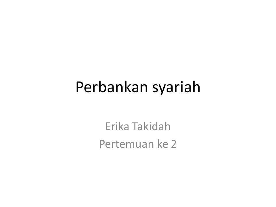 Erika Takidah Pertemuan ke 2