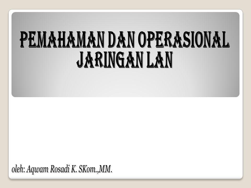 Pemahaman dan Operasional