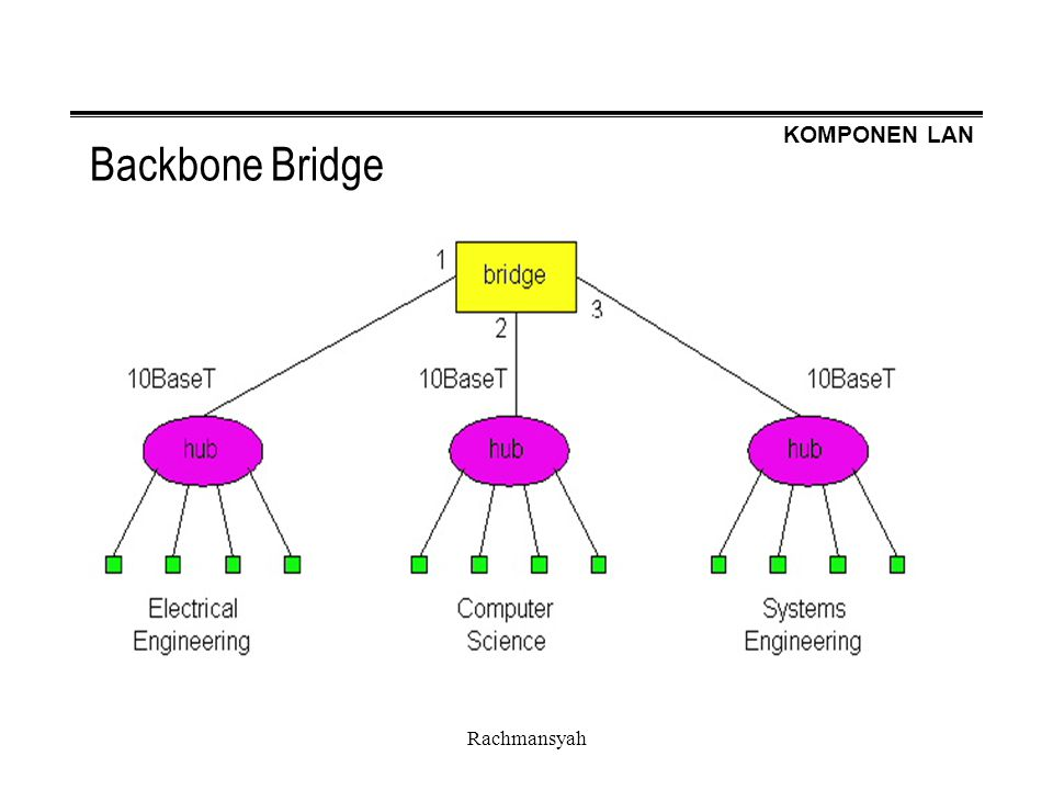 Backbone Bridge Rachmansyah