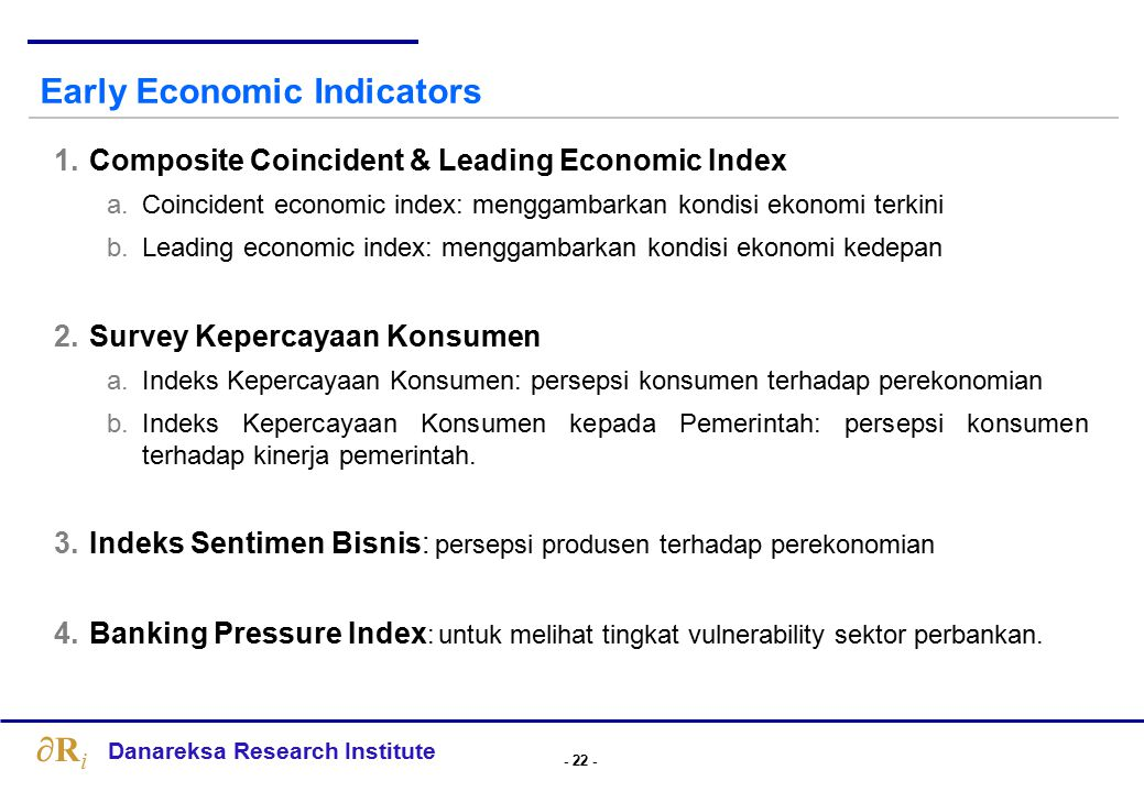 Pertumbuhan PDB vs Coincident Economic Index (CEI)