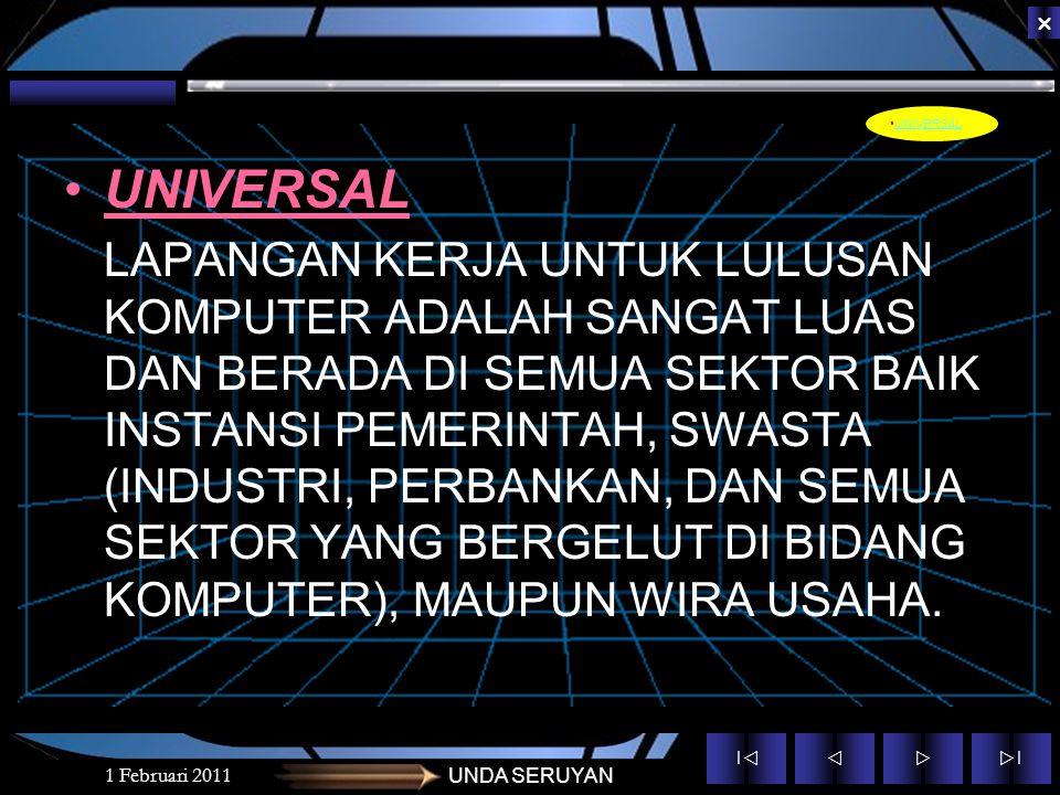 UNIVERSAL UNIVERSAL.