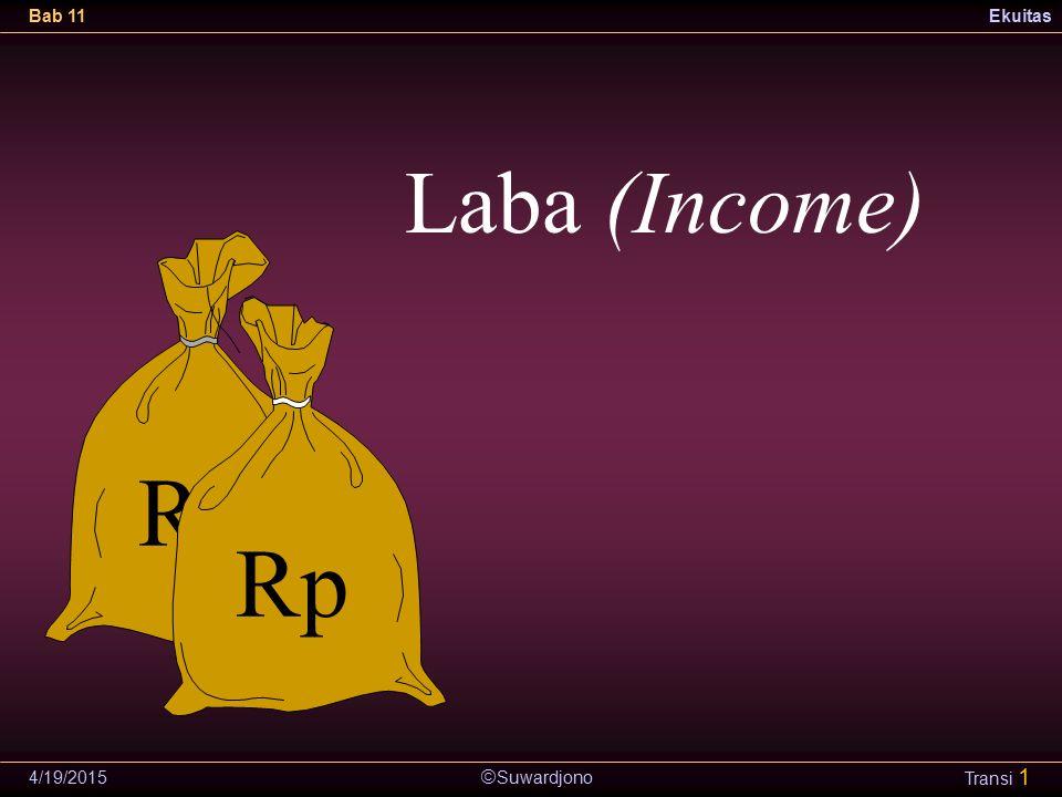 Laba (Income) Rp 4/13/2017