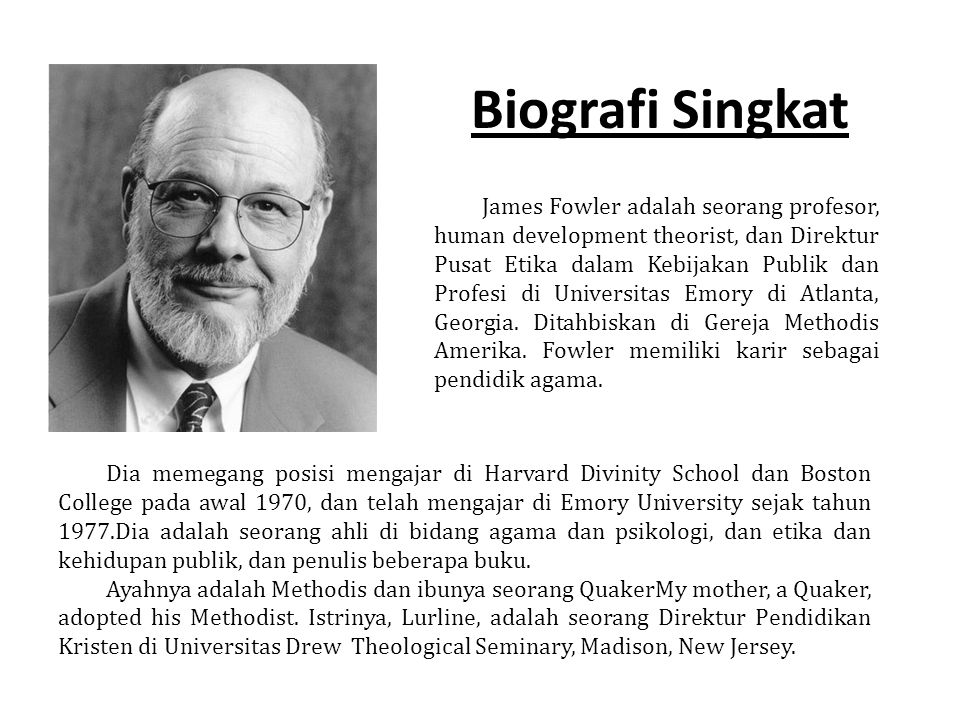 Biografi Singkat