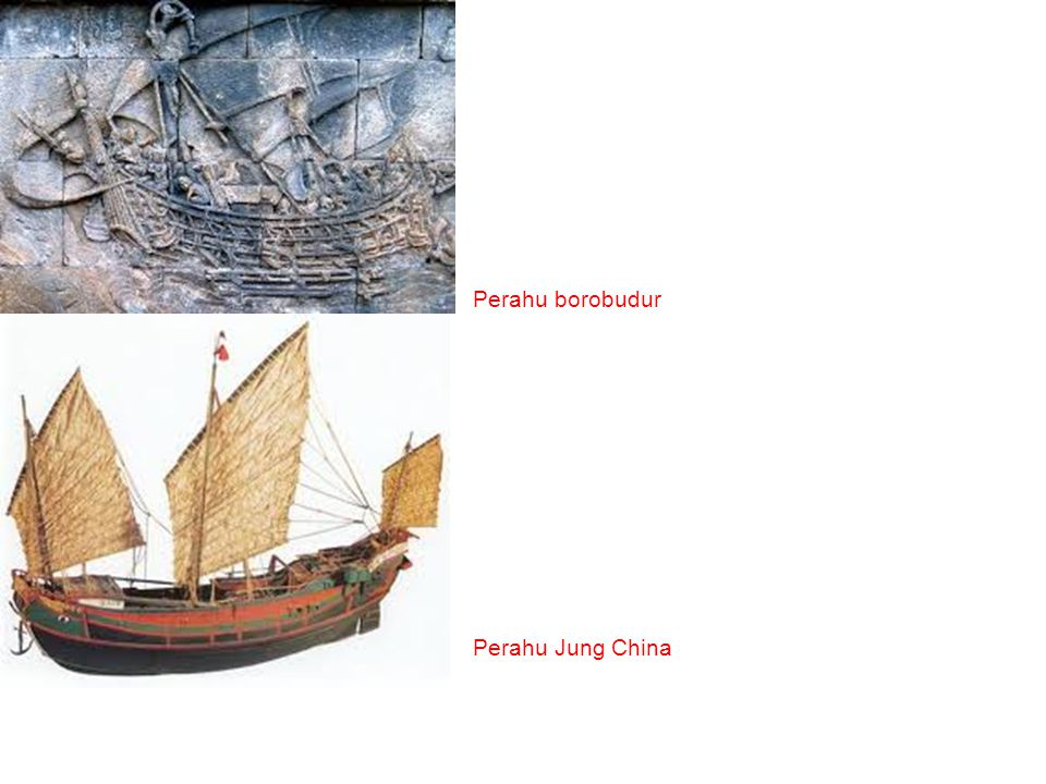 Perahu borobudur Perahu Jung China