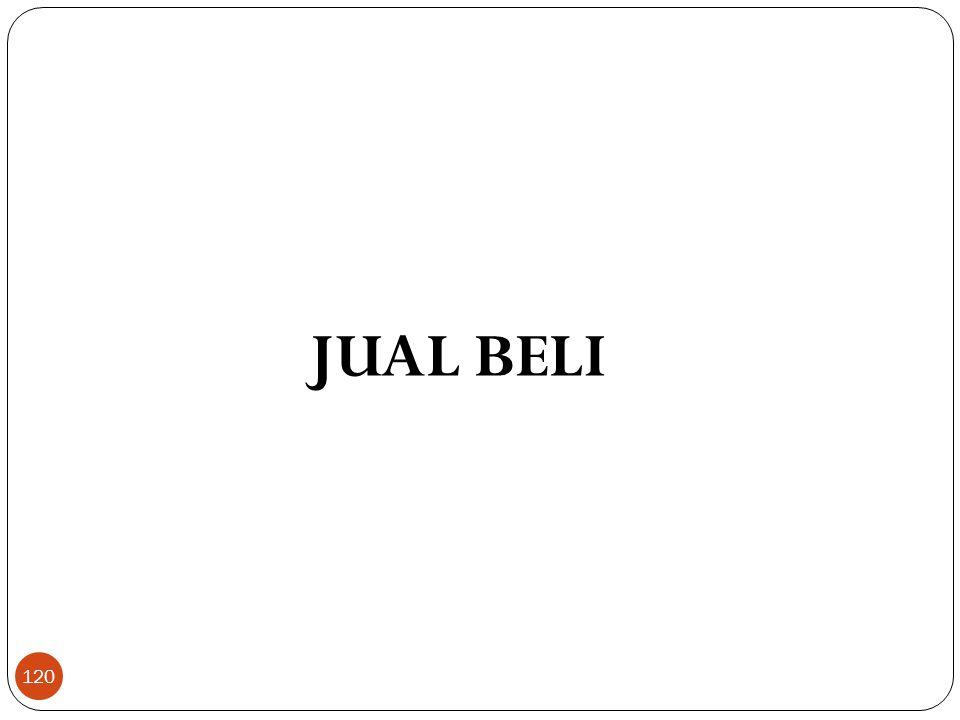 JUAL BELI